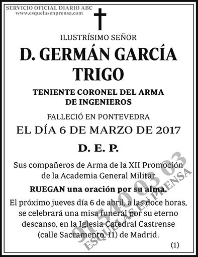Germán García Trigo
